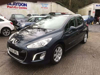 Peugeot 308 Hatchback 1.4 Active 5dr