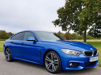 BMW 4 SERIES GRAN COUPE Coupe 3.0 430d M Sport Gran Coupe 5dr