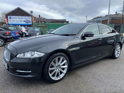 Jaguar XJ Saloon 3.0 TD Luxury LWB Saloon 4dr