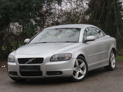 Volvo C70 Convertible 2.5 T5 Sport 2dr