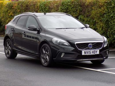 Volvo V40 Cross Country Hatchback 2.0 D2 Lux Nav Cross Country (s/s) 5dr