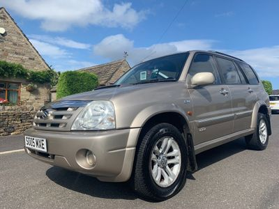 SUZUKI GRAND VITARA SUV 2.0 TD XL-7 Estate 5dr (7 Seats)