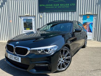 BMW 5 Series Estate 3.0 530d M Sport Touring Auto (s/s) 5dr