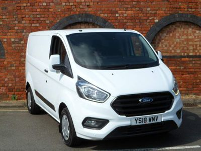 Ford Transit Custom Panel Van 2.0 280 EcoBlue Trend L1 H1 EU6 5dr
