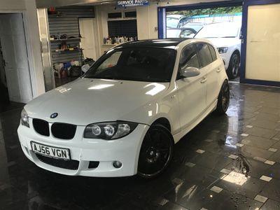 BMW 1 Series Hatchback 2.0 120d M Sport Auto 5dr