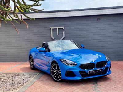 BMW Z4 Convertible 2.0 30i M Sport Auto sDrive (s/s) 2dr