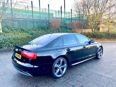 Audi A6 Saloon Saloon 2.0 TDI Black Edition Multitronic 4dr