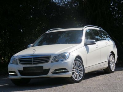 MERCEDES-BENZ C CLASS Estate 2.1 C200 CDI SE (Executive) 5dr