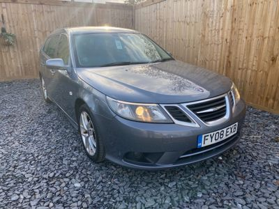 Saab 9-3 Estate 2.0 T Vector Sport SportWagon 5dr