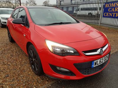 Vauxhall Astra Hatchback 1.7 CDTi Active Limited Edition 5dr