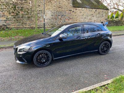 Mercedes-Benz A Class Hatchback 1.6 A200 Sport Edition 7G-DCT (s/s) 5dr