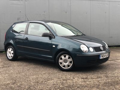 Volkswagen Polo Hatchback 1.2 Twist 3dr