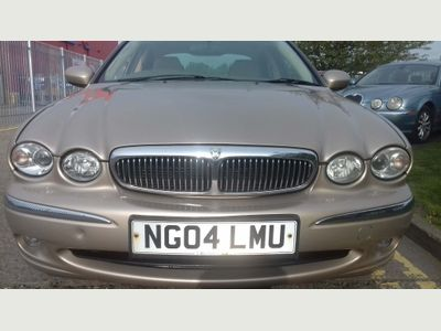 JAGUAR X-TYPE Saloon 2.1 V6 SE Plus 4dr