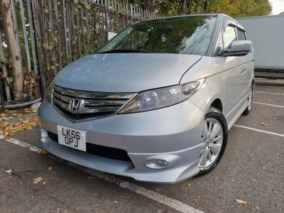 Honda Elysion MPV 2.4 AUTOMATIC 7 SEATS 43,000 MILES ONLY
