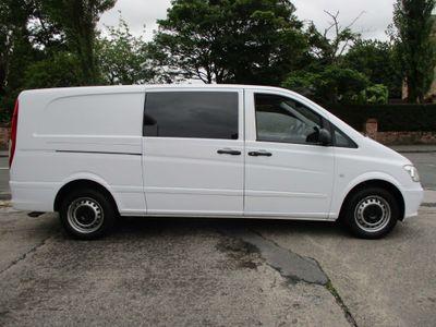 Mercedes-Benz Vito Combi Van 2.1 113 CDi Dualiner X-Long