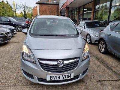 Vauxhall Meriva MPV 1.7 CDTi 16v S 5dr (a/c)