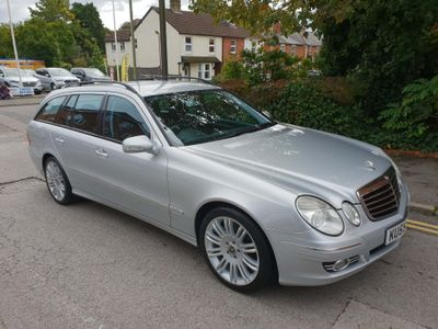 Mercedes-Benz E Class Estate 3.0 E280 CDI Sport G-Tronic 5dr