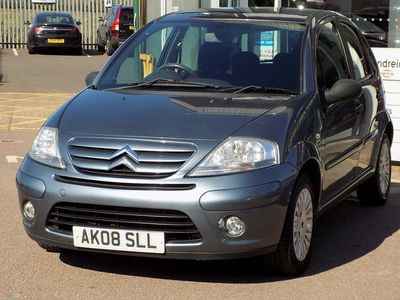CITROEN C3 Hatchback 1.4 i 16v Exclusive 5dr