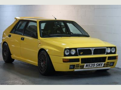 Lancia Delta Hatchback 2.0 EVOLUTION II GINSTER YELLOW