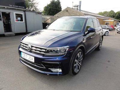Volkswagen Tiguan SUV 2.0 TDI BlueMotion Tech R-Line (s/s) 5dr