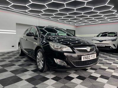 Vauxhall Astra Hatchback 1.6 16v SE 5dr