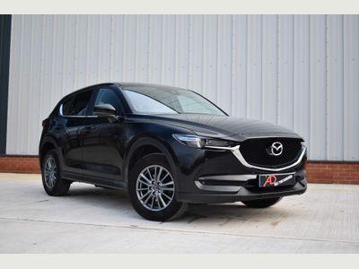 Mazda CX-5 SUV 2.0 SKYACTIV-G SE-L Nav (s/s) 5dr
