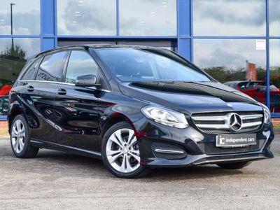 Mercedes-Benz B Class MPV 1.5 B180d Sport 7G-DCT (s/s) 5dr