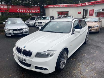 BMW 3 Series Estate 2.0 318d Sport Plus Touring 5dr