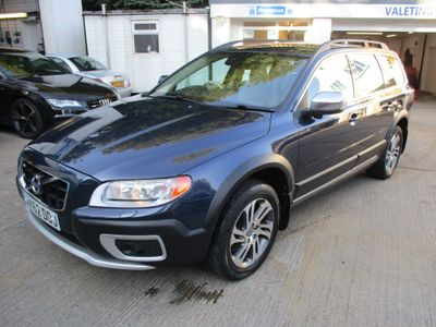 Volvo XC70 Estate 2.4 D4 SE Geartronic AWD 5dr