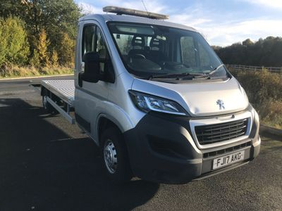 Peugeot Boxer Vehicle Transporter 2.0 BlueHDi 335 L3 EU6 2dr