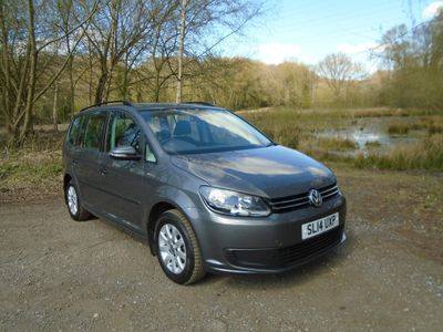 Volkswagen Touran MPV 1.6 TDI BlueMotion Tech S (s/s) 5dr (7 Seats)