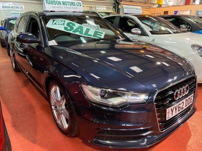 Audi A6 Avant Estate 3.0 TDI S line S Tronic quattro 5dr
