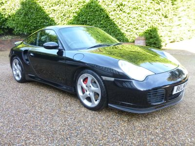 Porsche 911 Coupe 3.6 996 Turbo Tiptronic S AWD 2dr