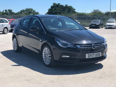 Vauxhall Astra Hatchback 1.4i Turbo Elite 5dr