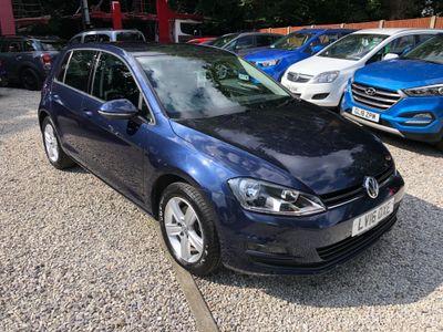 Volkswagen Golf Hatchback 1.6 TDI BlueMotion Tech Match Edition (s/s) 5dr