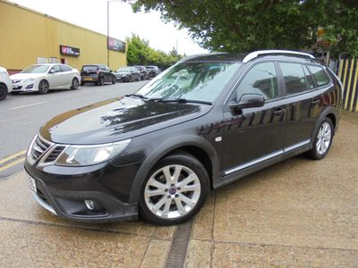 SAAB 9-3 Estate 1.9 TTiD X SportWagon 5dr