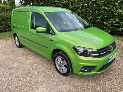 Volkswagen Caddy Maxi Panel Van 1.4 TSI C20 BlueMotion Tech Highline DSG EU6 (s/s) 6dr