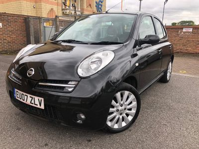Nissan Micra Hatchback 1.4 16v Active Luxury 5dr