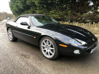Jaguar XKR Convertible 4.2 Supercharged 2dr