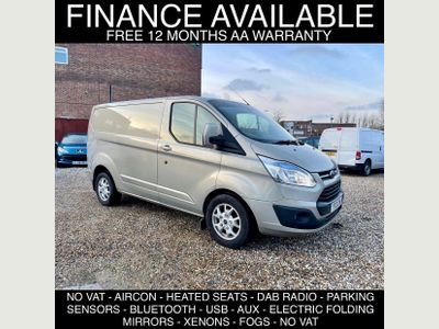 Ford Transit Custom Panel Van 2.2 TDCi 290 Limited L2 H1 5dr