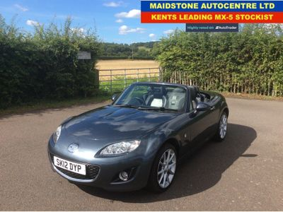 Mazda MX-5 Convertible 2.0 Roadster 2dr Petrol Automatic (188 g/km, 158 bhp)