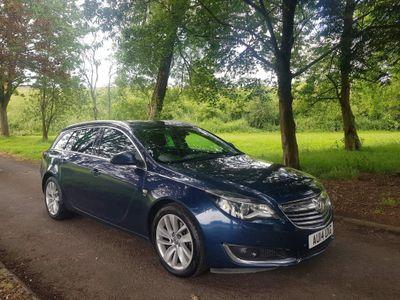 Vauxhall Insignia Estate 2.0 CDTi ecoFLEX Elite Sport Tourer (s/s) 5dr