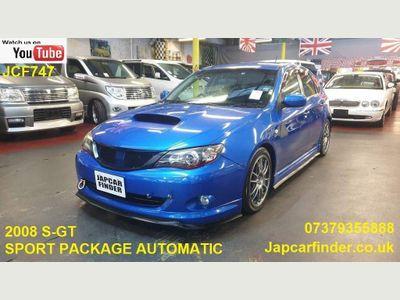 Subaru Impreza Hatchback WAGON S-GT 4WD SPORT PACKAGE AUTOMATIC