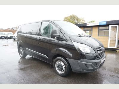 Ford Transit Custom Panel Van 2.0 TDCi 290 L1H1 (EU6)