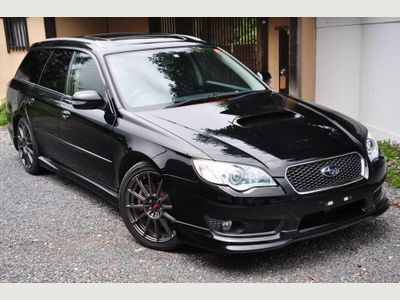 Subaru Legacy Estate JDM BP5 GT SPEC B TWINSCROLL TURBO AUTO