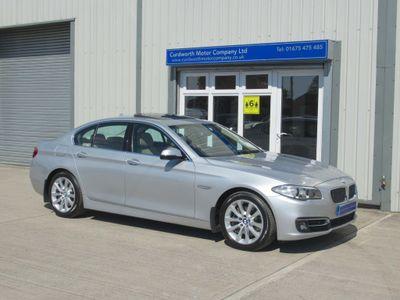 BMW 5 Series Saloon 3.0 535i Luxury 4dr