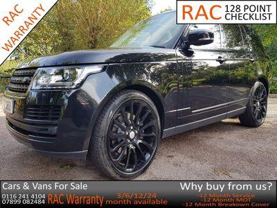 Land Rover Range Rover SUV 3.0 TD V6 Vogue Auto 4WD (s/s) 5dr