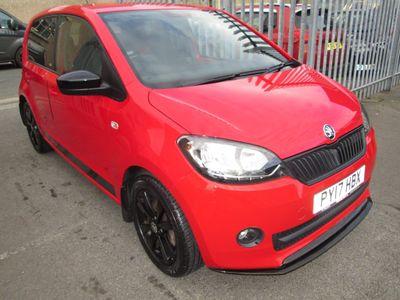 SKODA Citigo Hatchback 1.0 MPI Monte Carlo 5dr