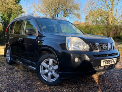 Nissan X-Trail SUV 2.0 dCi Arctix Expedition Sports Adventure 5dr