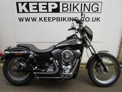 Harley-Davidson Dyna Custom Cruiser 1450 FXDL Dyna Low Rider